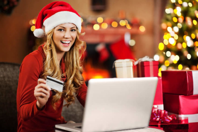 Christmas Shopping For Gifts Online: Christmas Presents for Female friends