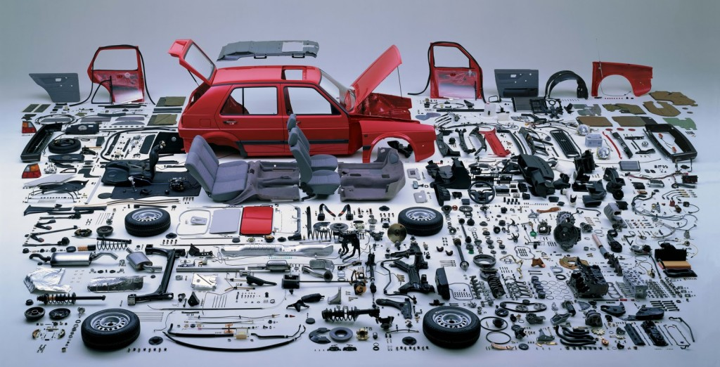 The Convenience of Buying Car Parts Online