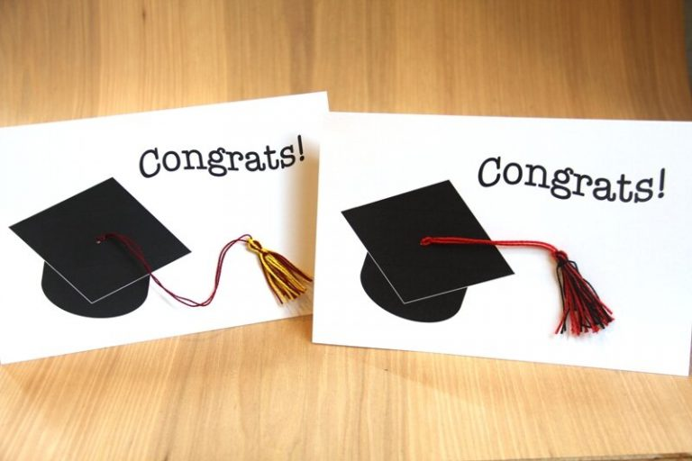 Personalized Graduation Cards