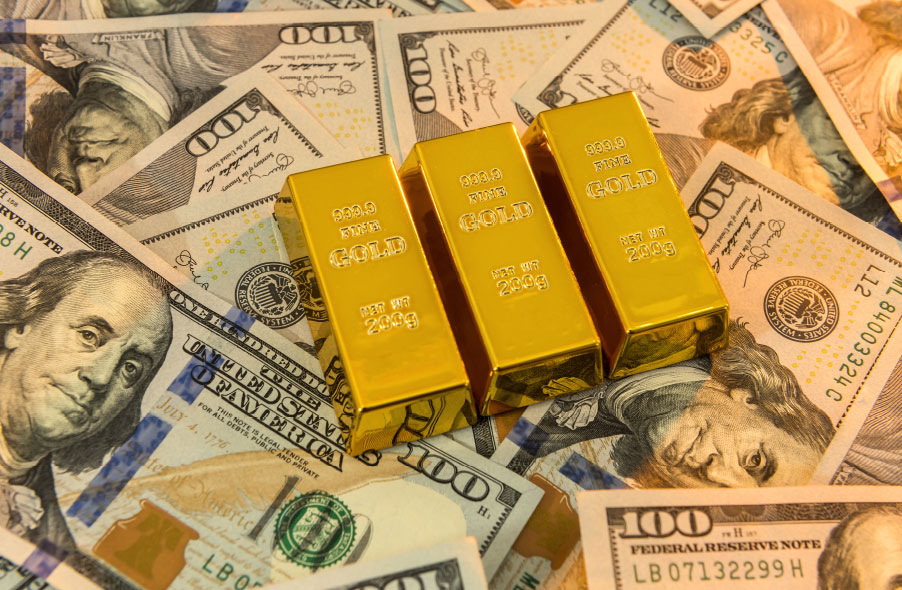Got some old gold lying around – Get cash for it!
